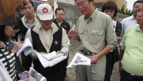 南市環保局副局長介紹
