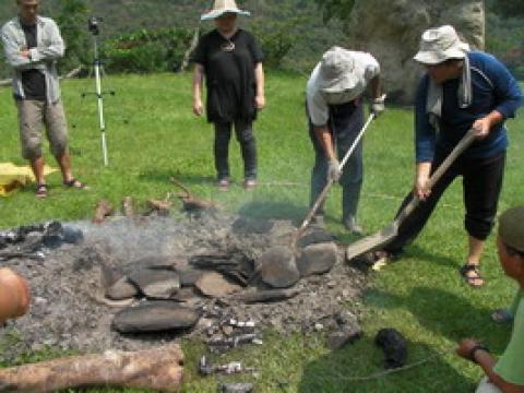 環境教育-原住民的智慧