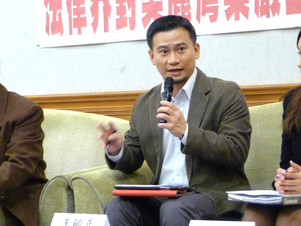 國土計畫法中民眾參與的可能性與爭議釐清